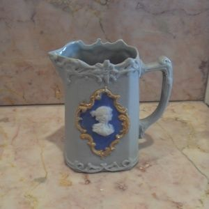Other - Vintage Cameo Pitcher